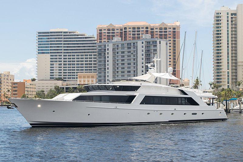 BAC O BOOC yacht Westport