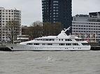 Broadwater yacht at Rotterdam