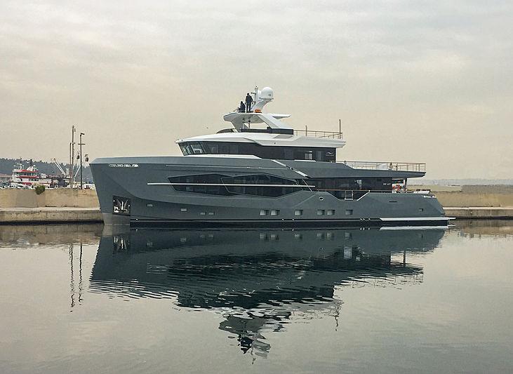 Numarine 32XP yacht Q.M delivered