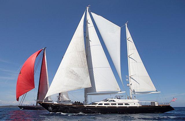 CORELIA yacht Perini Navi
