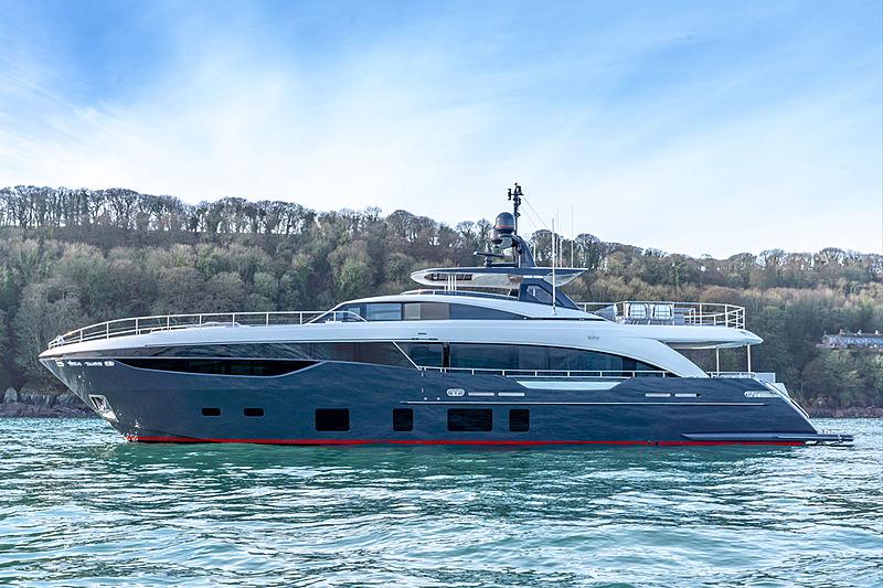 Samba yacht profile