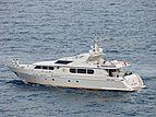 Antares Star Yacht 1999