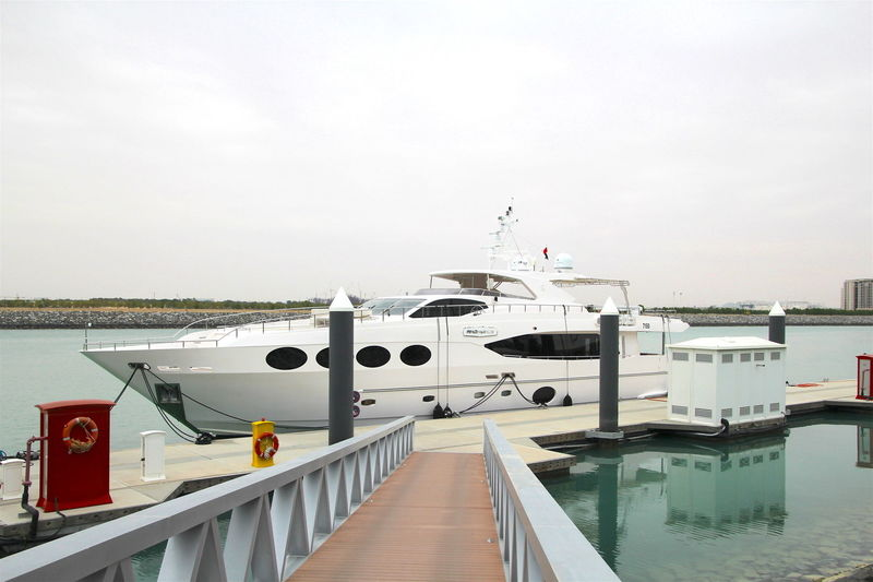 Anonymus in Abu Dhabi