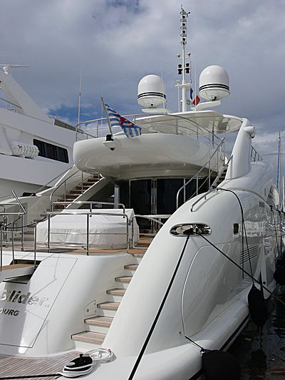 Sun Glider II yacht in Antibes