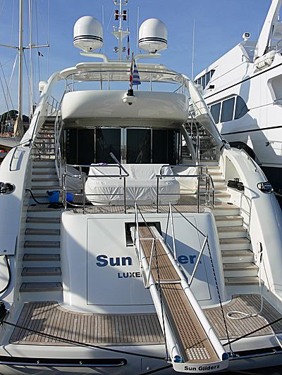 Sun Glider II yacht in Cannes