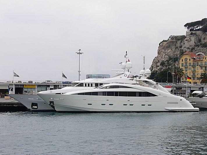 Sun Glider II yacht in Nice