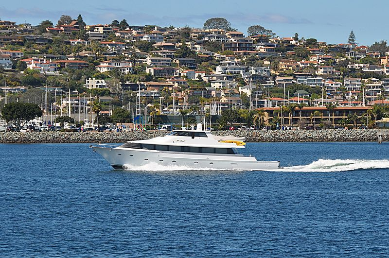 HI BALL yacht Westport