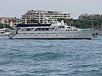 Lady Roxanne Yacht Benetti