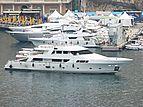 Sensei yacht in Monaco