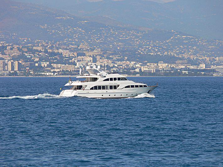 BRUNELLO yacht Benetti