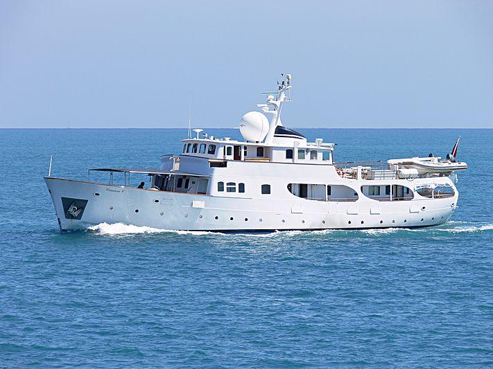 CAMARA C yacht Yarrow & Co