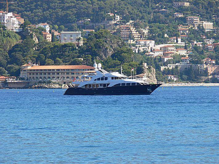 SEA BLUE'Z yacht Benetti
