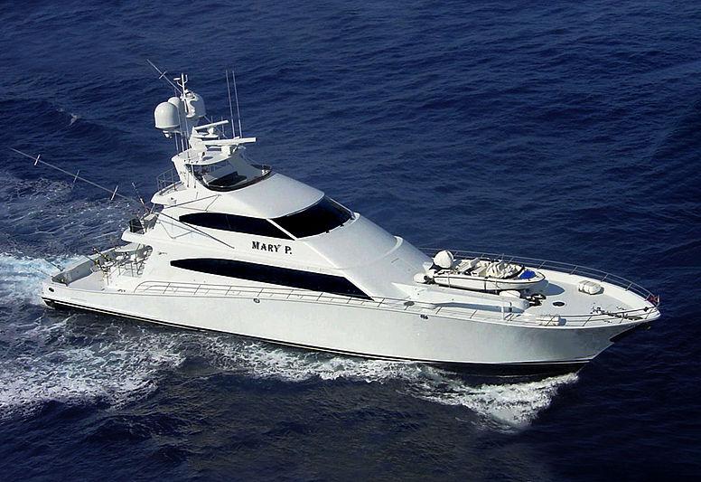 MARY P yacht Trinity