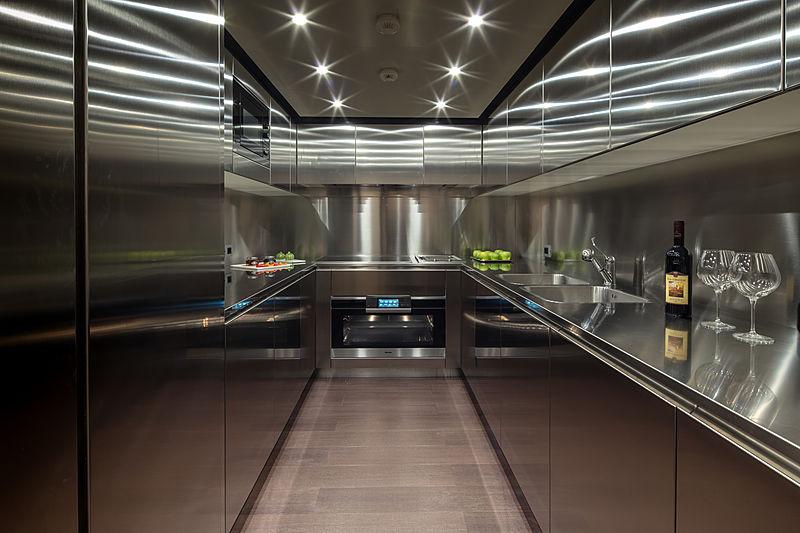 Agora III yacht interior