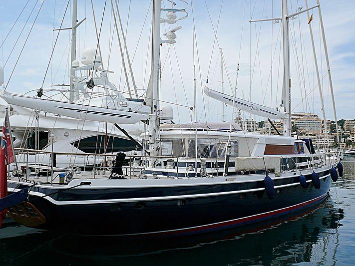 FIDELITAS yacht Jongert
