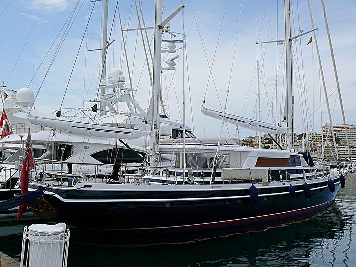 Fidelitas yacht in Palma de Mallorca