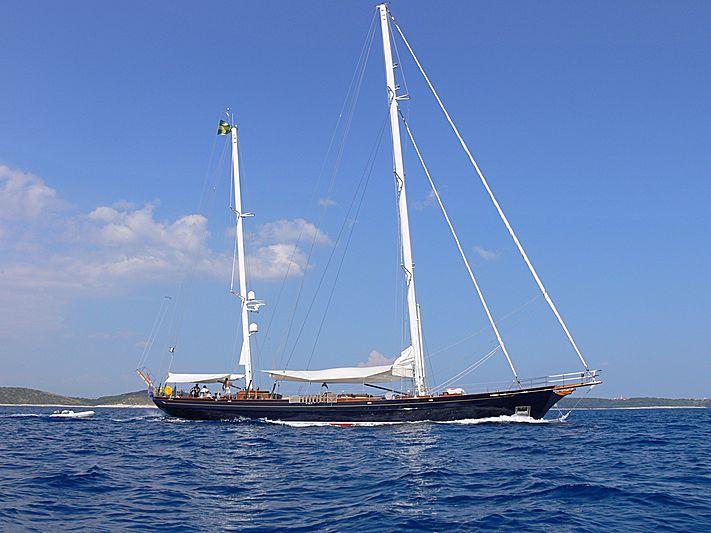 LAURAN yacht Heli Yachts
