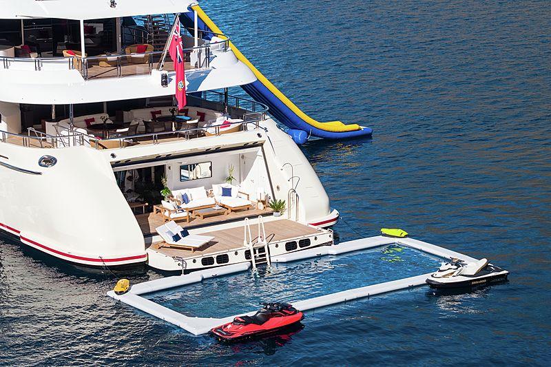 Eminence yacht toys