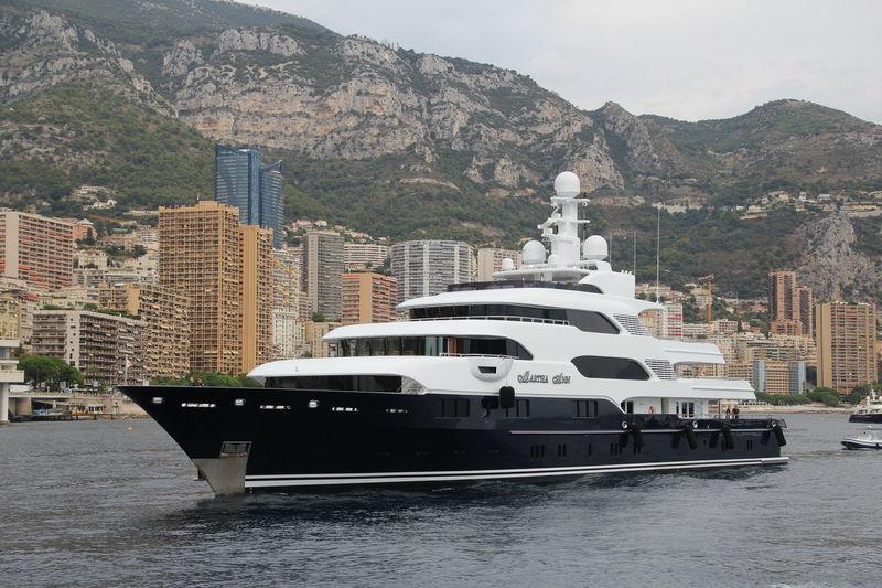 HORIZONS III yacht Lürssen