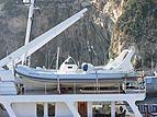 Lady K II yacht tender