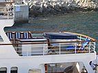 Lady K II yacht deck