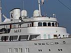 Lady K II yacht in Port de Fontveille