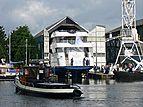 Perle Bleue Yacht Donald Starkey Designs