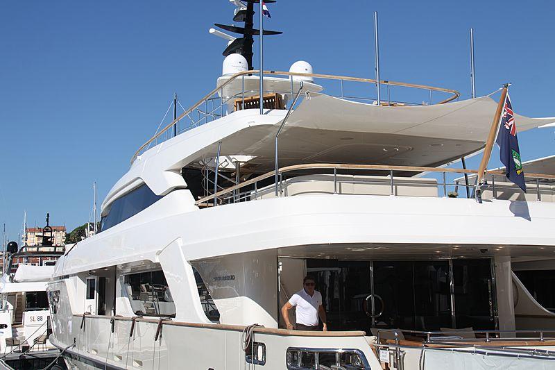 ALCHEMIST TOO yacht Sanlorenzo