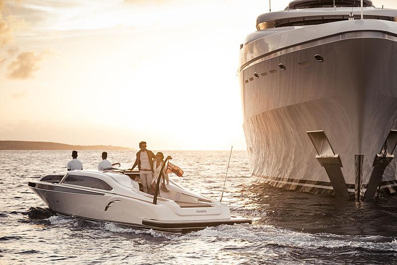 RoMEA yacht tender