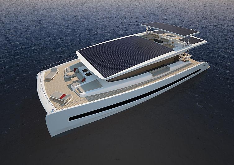 Silent 80 yacht