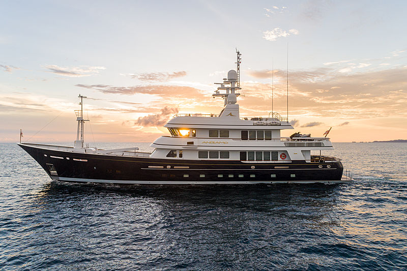 Yacht Angiamo