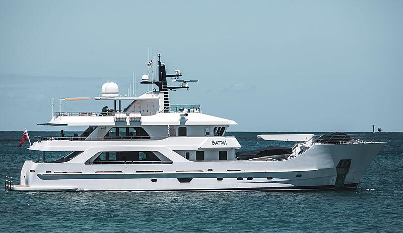 BATAI yacht Inace