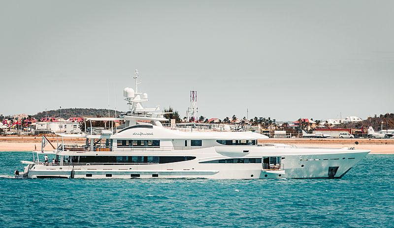 DRIFTWOOD yacht Amels