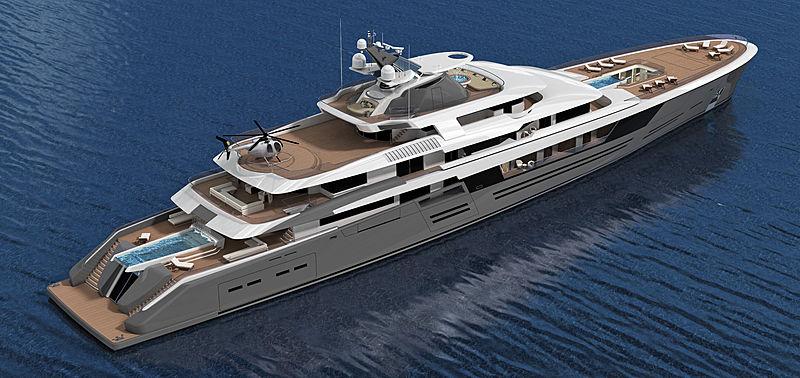 Legato yacht concept
