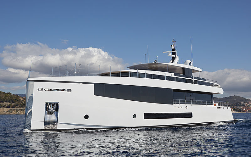 QUINTET yacht Feadship