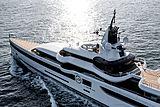 Lady S yacht cruising