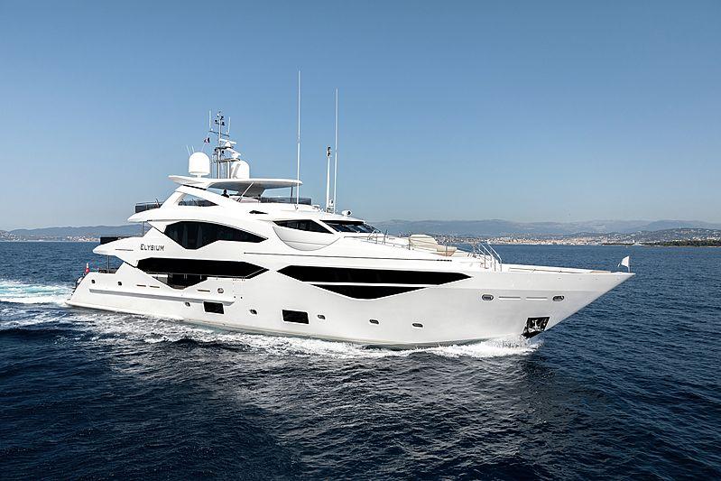 ELYSIUM  yacht Sunseeker