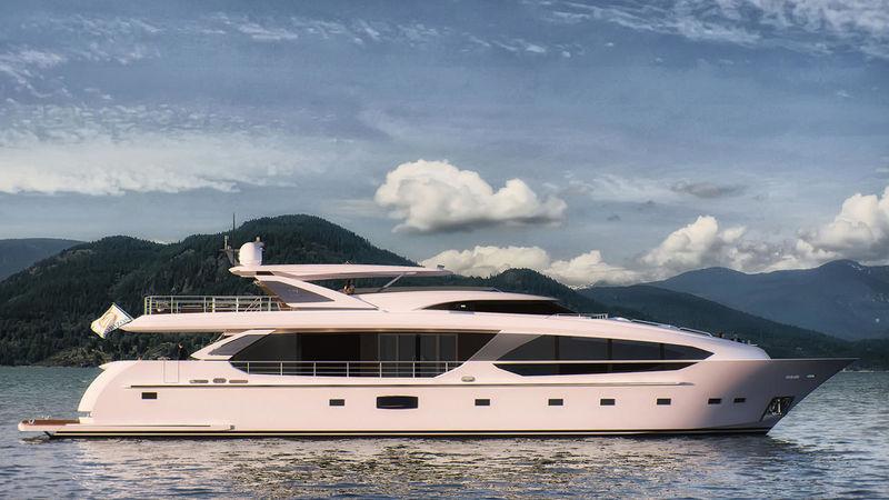Horizon CC115/01 exterior design