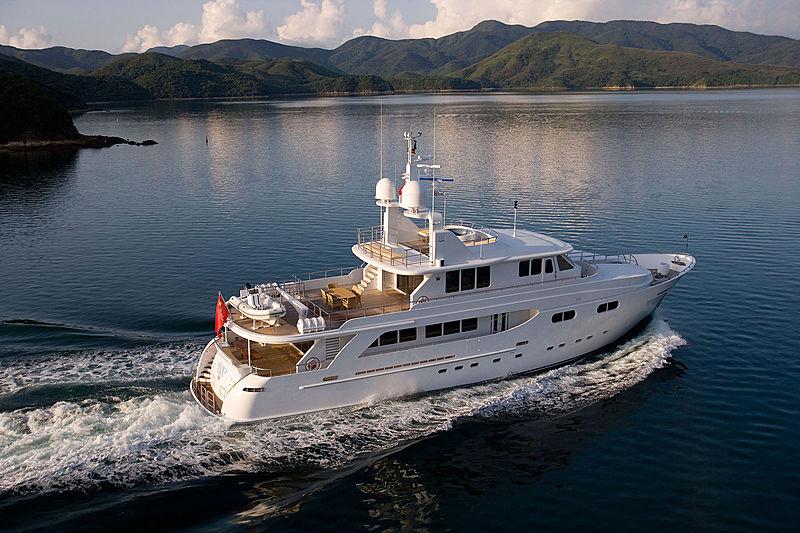 JEREMY yacht Kingship Yacht