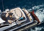 Lili yacht decks
