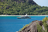 Lili yacht cruising
