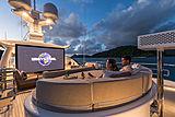 Lili yacht sky lounge