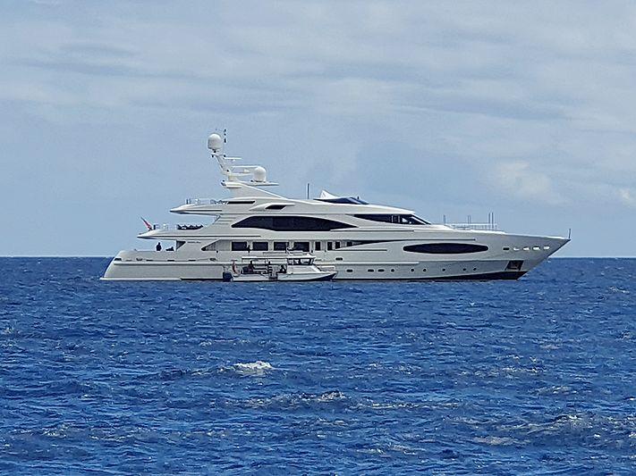 PRINCESS IOLANTHE yacht Mondomarine