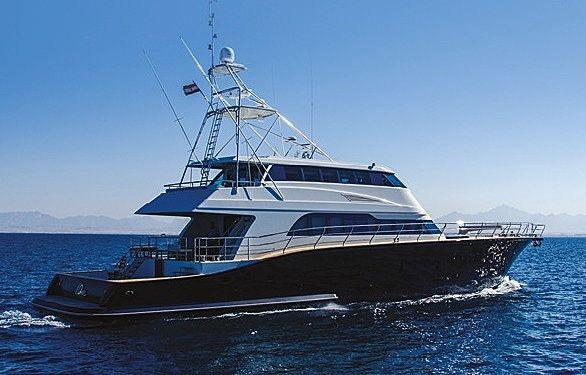 C.Omar yacht cruising