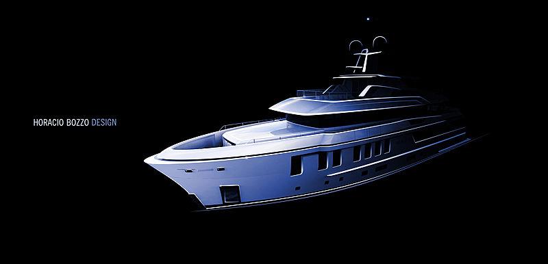 Deep Blue 43 yacht