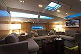 Alix yacht interior