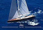 Alix yacht brochure