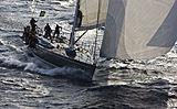Grey Goose yacht exterior