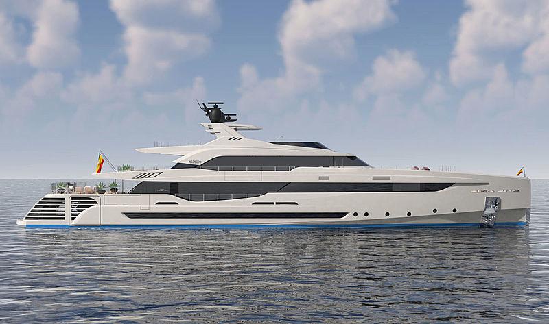 Ellelle yacht