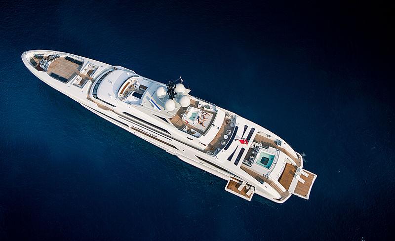 ILLUSION yacht Heesen